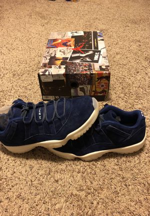 Derek jeter Jordan 11s lie men's size 10 for Sale in Sacramento, CA