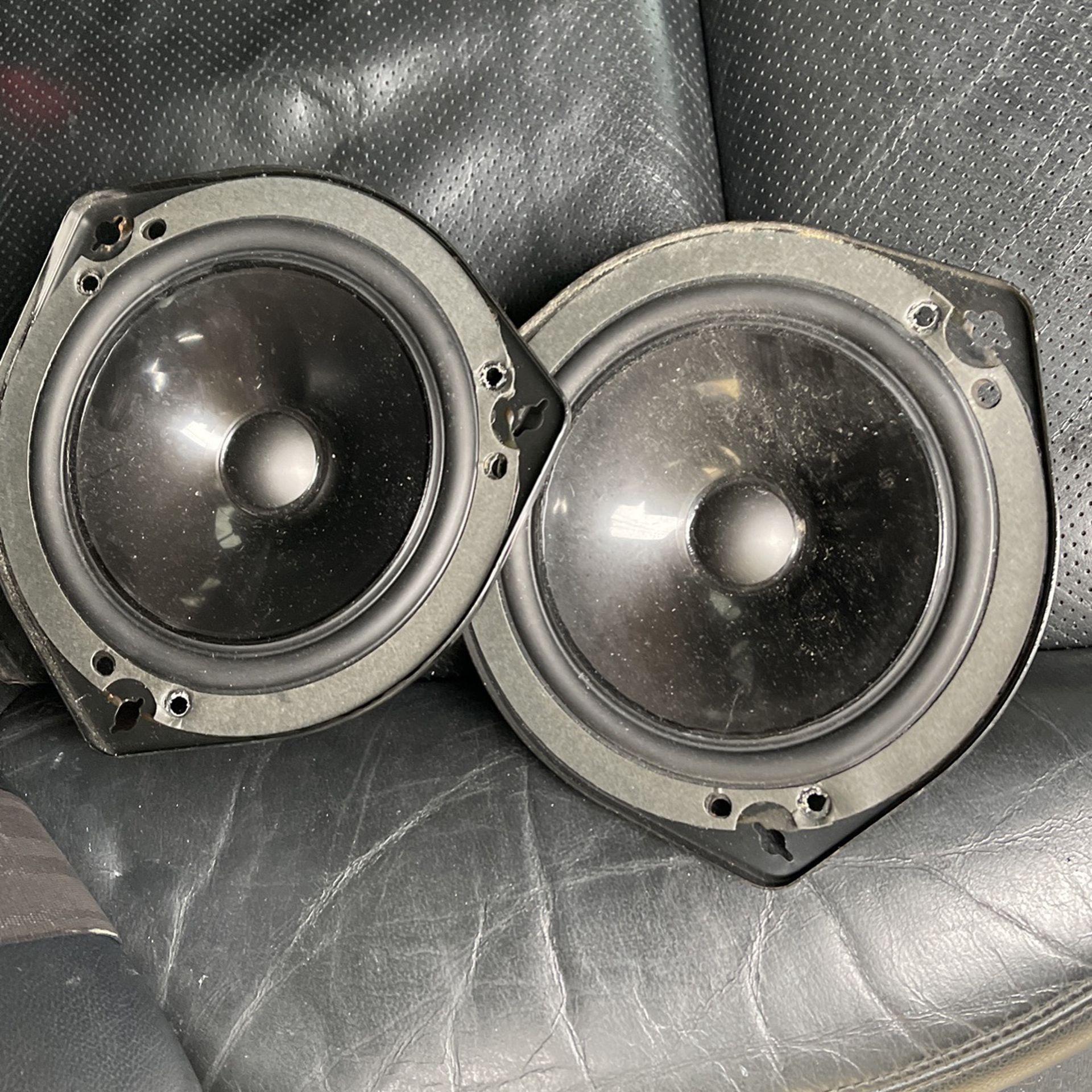 Acura TL Door Speakers