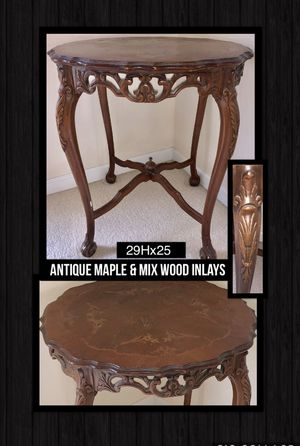 Table antique maple for Sale in Mount Airy, MD