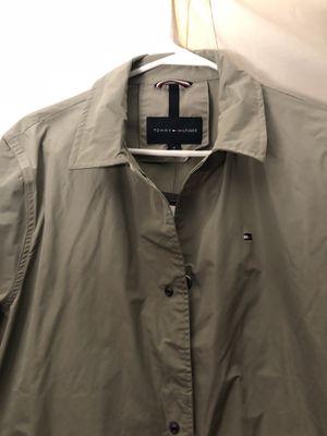 Brand New Men s Tommy Hilfiger Beige Jacket Size Medium for Sale in San  Jose 81a8309b260c