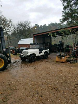 Photo Willys Jeep CJ5