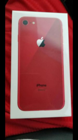 iPhone 8 64gigs NEW in Sealed Box for Sale in Des Moines, WA