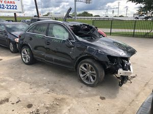 2016 Audi Q3 for parts for Sale in Dallas, TX