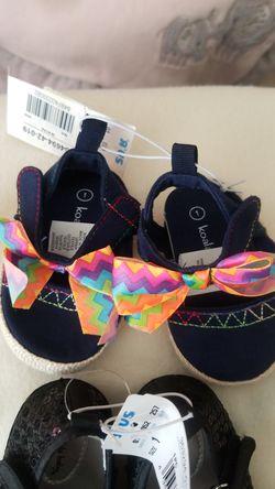 2 Koala baby girl shoes size 1 New Thumbnail
