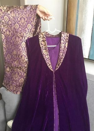 Gorgeous 3 Piece Suit Pure Fabric Eid Collection for Sale in Herndon, VA