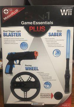 3 in 1. Game Essentials Plus Thumbnail