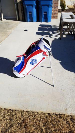 Pabst Blue Ribbon golf bag, used for sale  Bentonville, AR