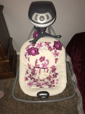 New And Used Baby Swings For Sale Offerup