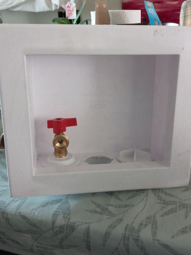 Washing Machine Outle Box
