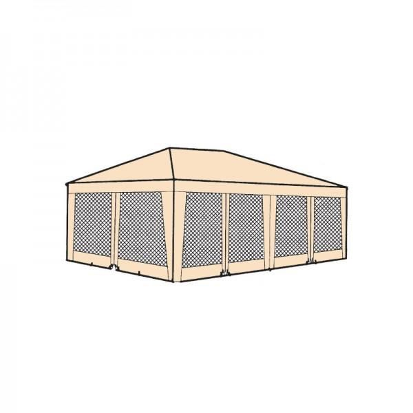 Photo Canopy 12 X 15 Deluxe Screen House