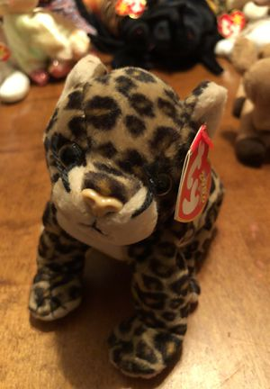 TY beanie baby Sneaky the Leopard for Sale in Lemoore, CA