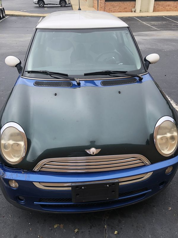 2006 mini cooper 113k miles runs well bmw system for sale in jamestown nc offerup. Black Bedroom Furniture Sets. Home Design Ideas