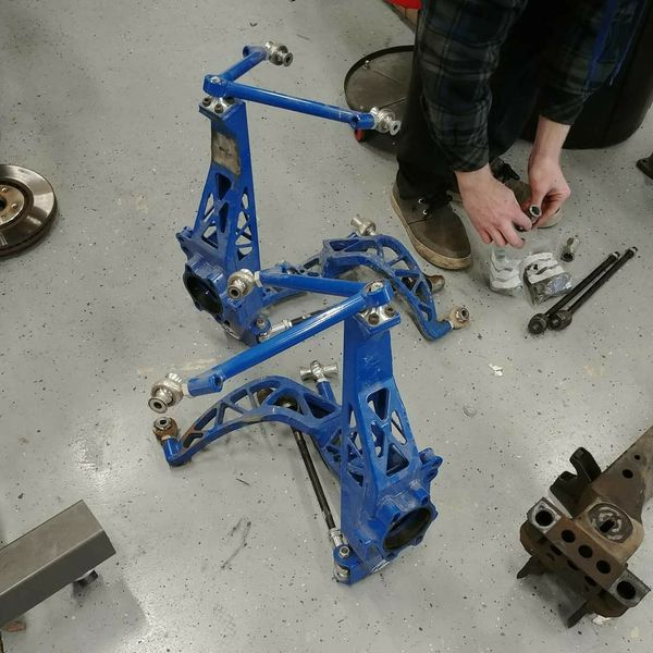 350z G35 Wisefab Angle Kit For Sale In Graham, WA
