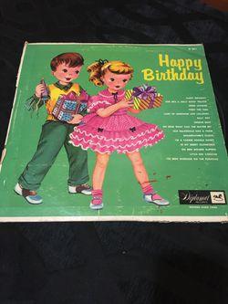 Vintage Vinyl Thumbnail