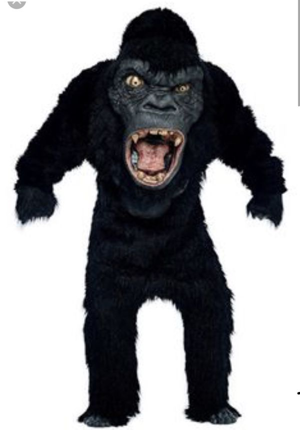 Scary Gorilla Costume for Sale in San Diego, CA - OfferUp