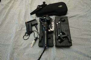 DJI Osmo with Z-axis for Sale in San Francisco, CA