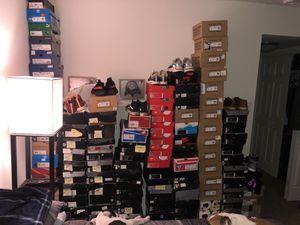 Jordan, yeezy, Nike all size 8.5-10 for Sale in Richmond, VA