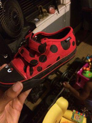 Toddler vans size 10 for Sale in Austin, TX