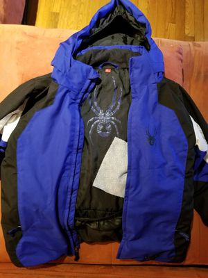 Spyder Winter Coats for Kids for Sale in Silver Spring, MD