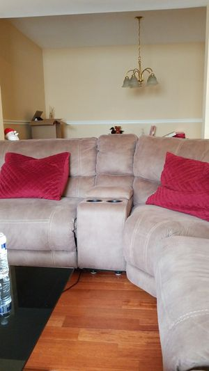 Comfortable Sofa. two of them are recliner for Sale in MONTGOMRY VLG, MD