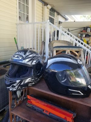 motorcycle helmets for Sale in Kissimmee, FL