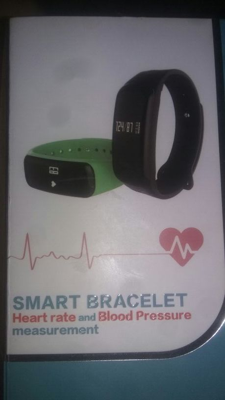 WEARFIT HEART RATE AND BLOOD PRESSURE SMART BRACELET for Sale in San  Francisco, CA - OfferUp