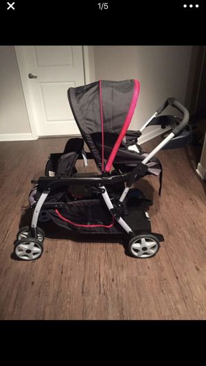 Graco Double Stroller for Sale in Silver Spring, MD
