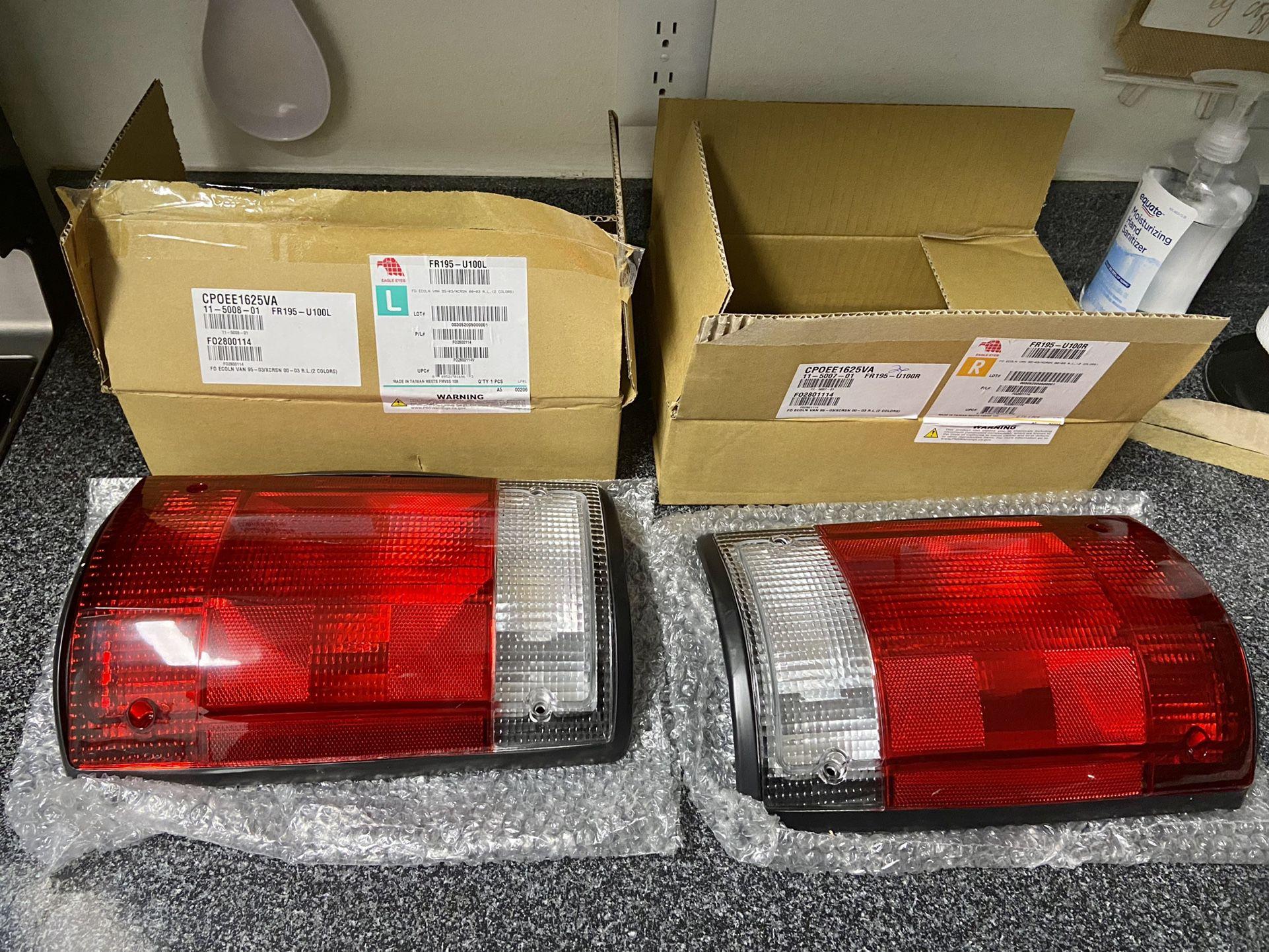 Set Of Brake Lights