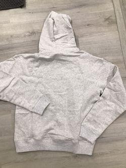 Balenciaga Hoody Hoodie Sweatshirt Grey Medium Thumbnail