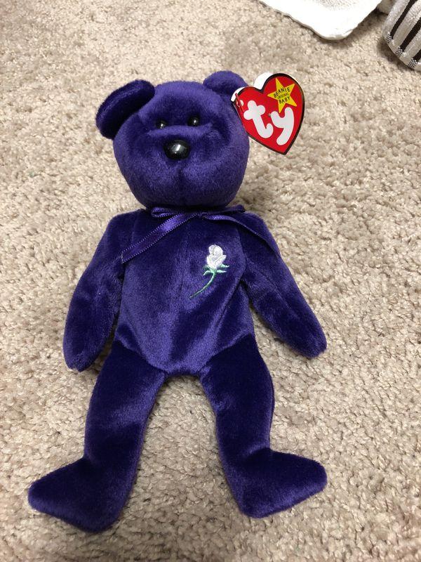 Princess Diana Beanie Baby for Sale in Saginaw 14501076417