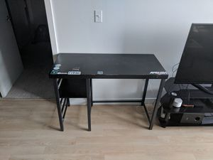 Lightweight desk, speakers and laptop for Sale in Seattle, WA