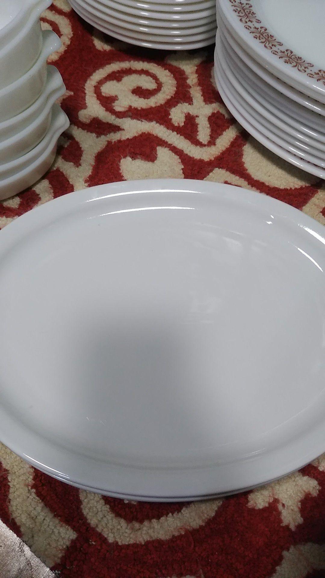 Inter American porcelain