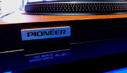 Pioneer PL-51 Turntable Thumbnail