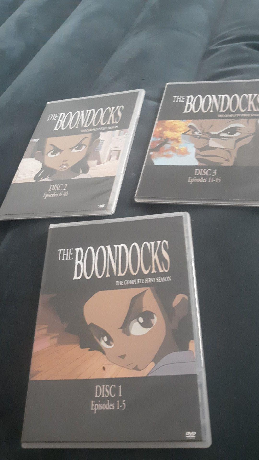 Boondocks movie
