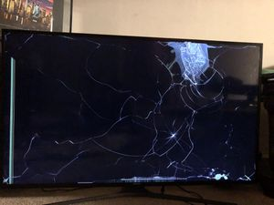 Messed up Samsung Smart TV for Sale in Alexandria, VA