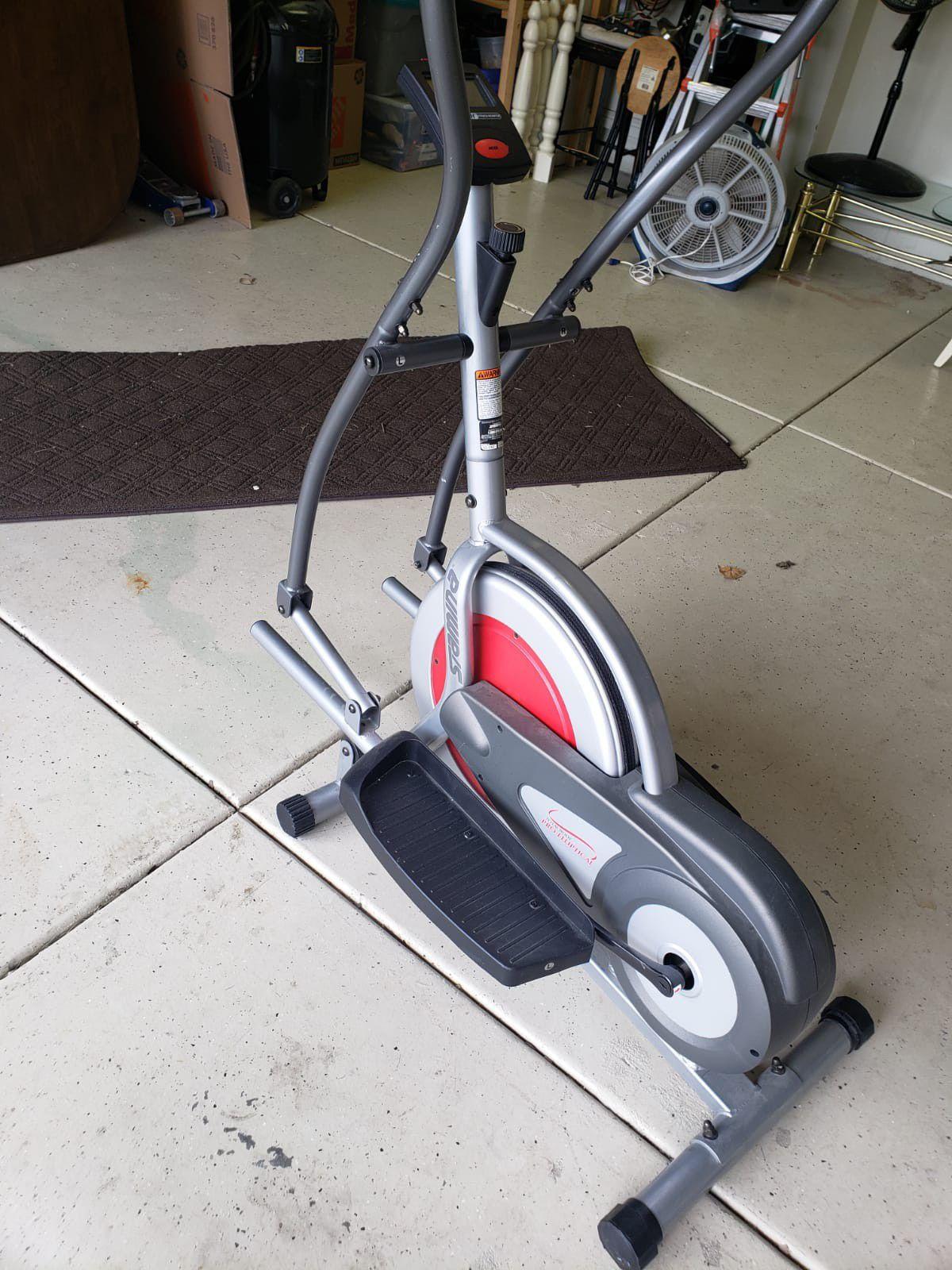 Health magnetic elliptical trainer