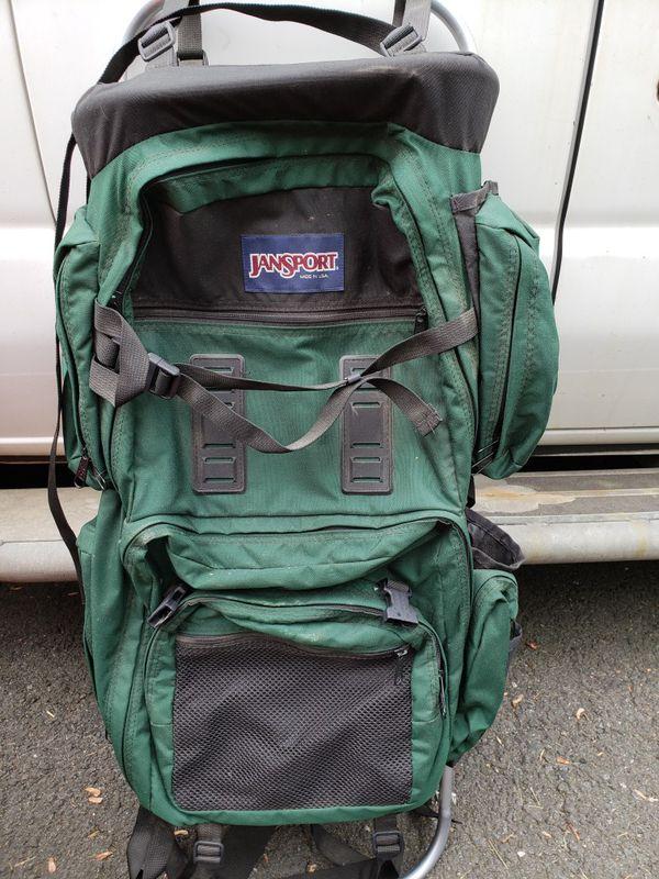 Jansport External Frame backpack. (Sports & Outdoors) in Manassas ...