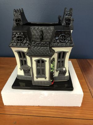 Ceramic Haunted House for Sale in Herndon, VA