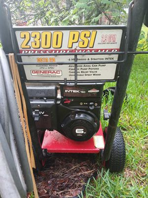 New and Used Pressure washer for Sale in Orange Park, FL