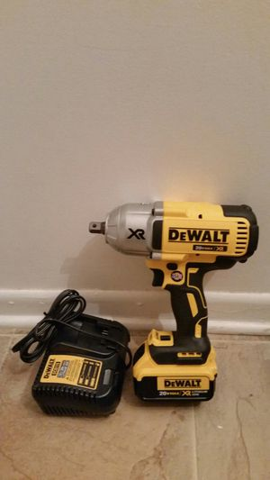 Dewalt 1 2inch 20v Xr Brushless 3 S