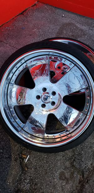 Asanti wheels for Sale in Hialeah, FL