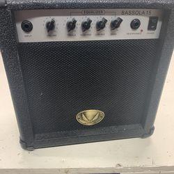 Bass Amplifier  Like New Thumbnail