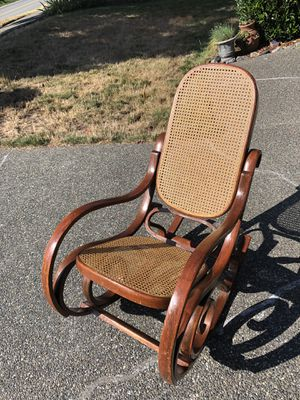 Terrific New And Used Rocking Chair For Sale In Lake Stevens Wa Caraccident5 Cool Chair Designs And Ideas Caraccident5Info