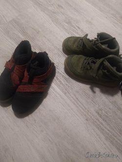 Lil boys shoes Thumbnail
