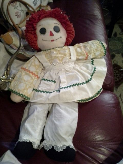 Original annabelle doll vtg for Sale in Sanford, FL - OfferUp