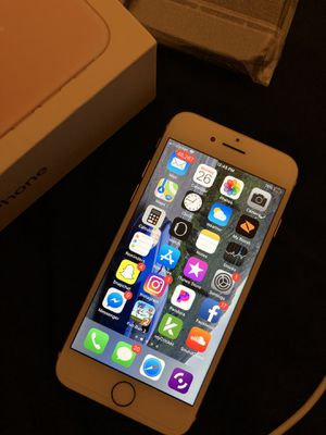 iPhone 7 unlocked 128gb rose gold for Sale in Odenton, MD