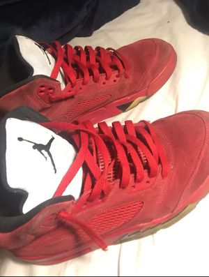 "Jordan retro 5s "" raging bull"" for Sale in Falls Church, VA"
