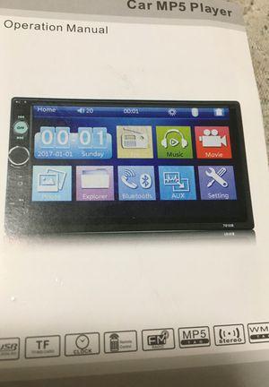 7inc screen 📺 Bluetooth radio for Sale in Washington, DC