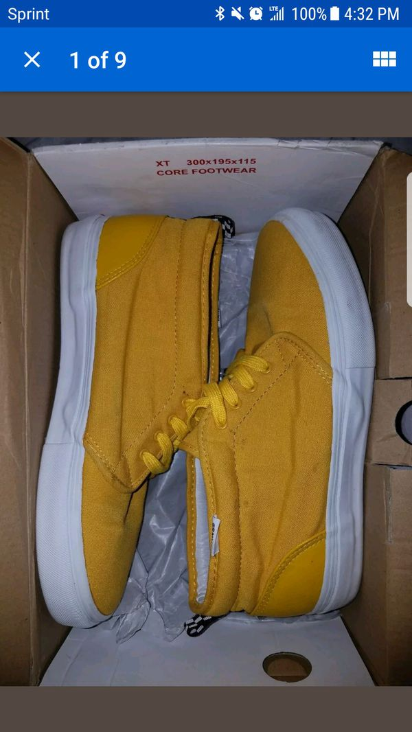 5bb8ca98fc Vans Supreme canvas chukka 95 size 8 for Sale in Cypress