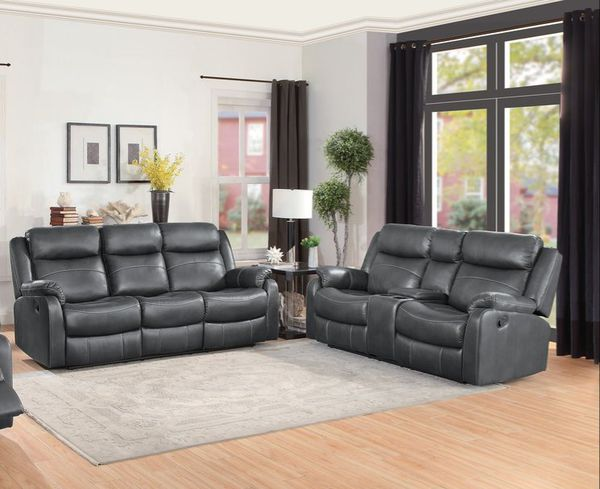 Yerba leather Sofa and Loveseat (Furniture) in Houston, TX - OfferUp
